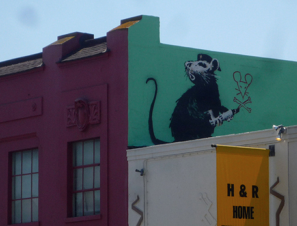 Street Art Collection - Banksy 92