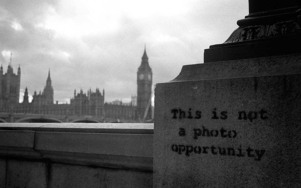 Street Art Collection - Banksy 94