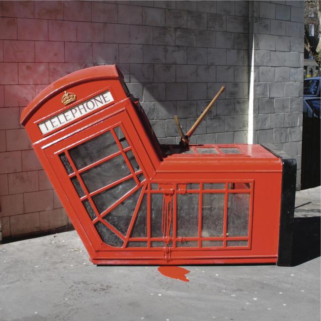 Street Art Collection - Banksy 97