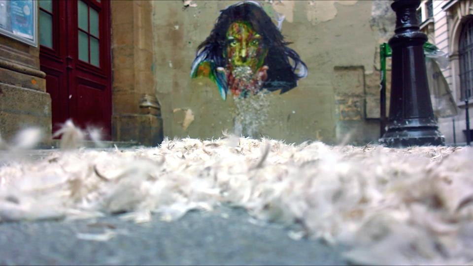 Street Art by Hopare in Paris, France 2 4567457