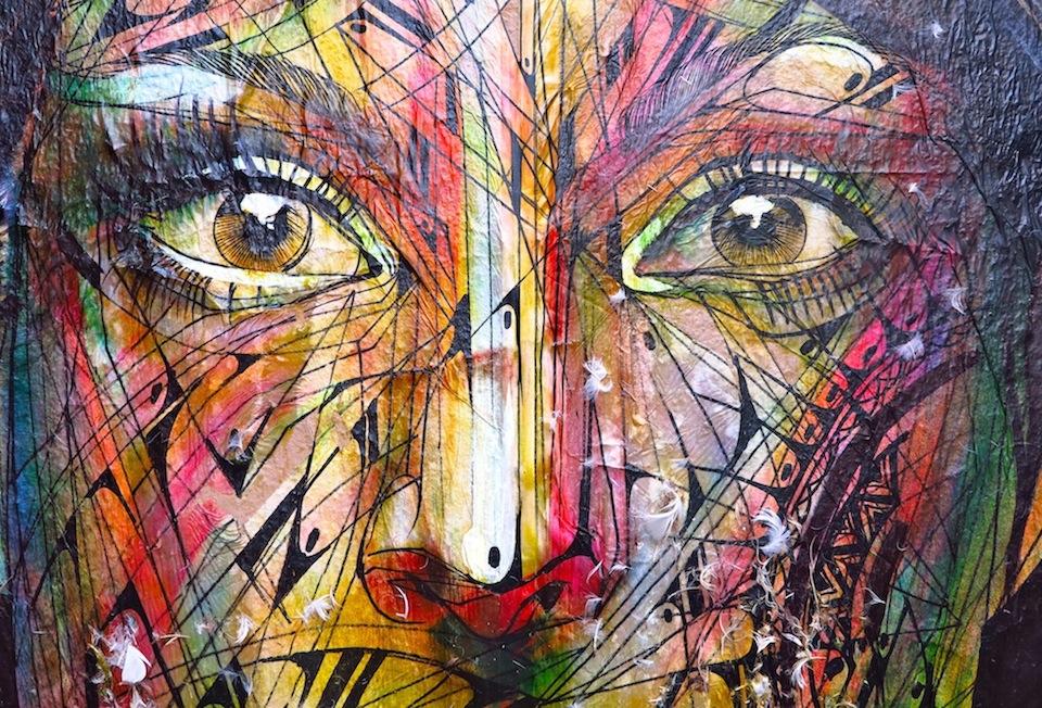 Street Art by Hopare in Paris, France 3 4567457