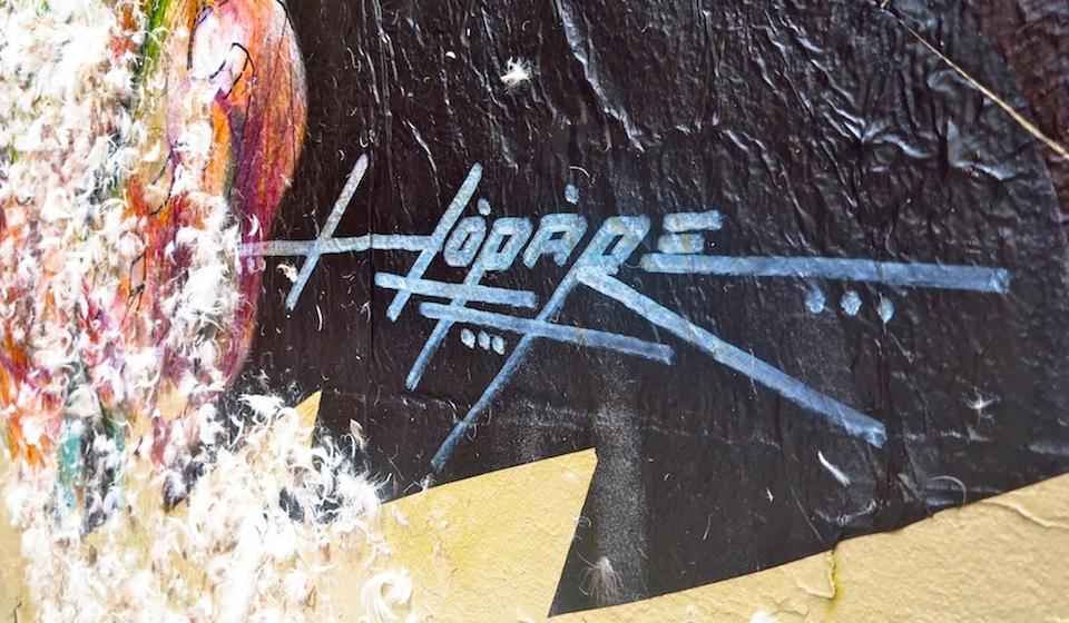 Street Art by Hopare in Paris, France 4 4567457