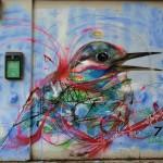 Street Art by L7m in London, England 4978