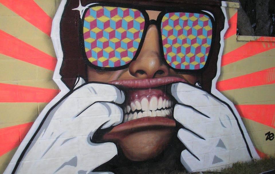 Street Art by Zentaone 7