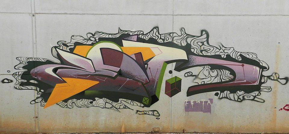 Street Art by Zentaone 8