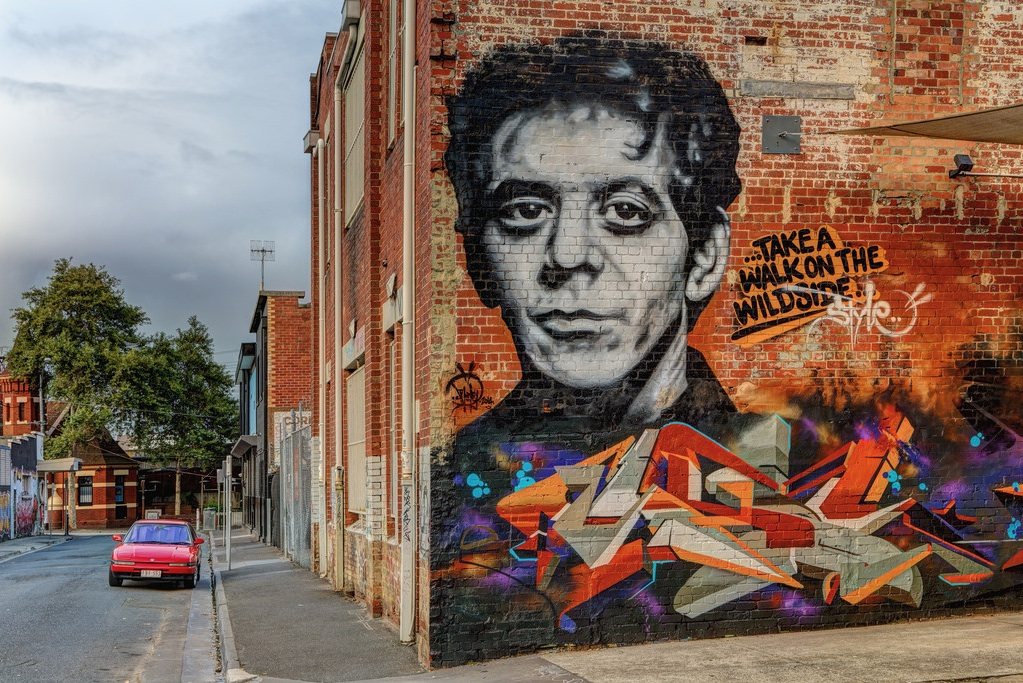 Walk on the Wild Side - A tribute to Lou Reed by Dvate and Richmond