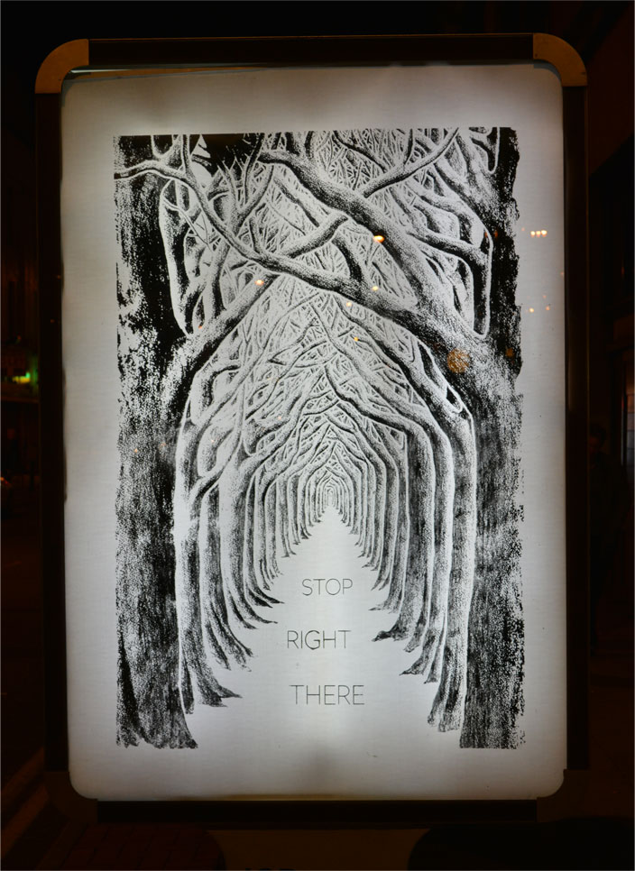 Brandalism - In Manchester. By Stanley Donwood