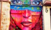 Street Art by Anarkia, Flantl and Belin in Linares, Spain