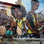 BRAZIL-WORLDCUP/GRAFFITI