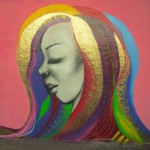 Guinness World Record: 100 international female street artists mural