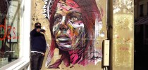 Street Art by Hopare in Paris, France 575675