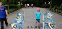 3D Street Art by Leon Keer at Legoland 2014 1