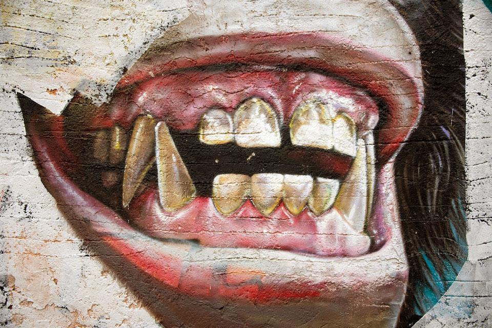 Street Art by Wild Dravings in Keramikos, Athens, Greece 2