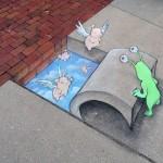 By David Zinn in Michigan, USA 12086