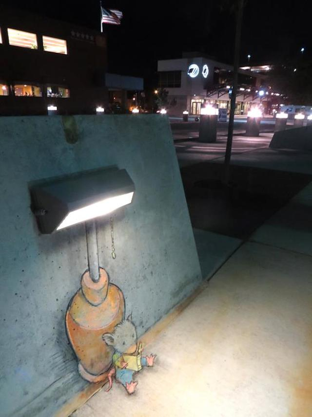 Chalk Art by David Zinn - A Collection 2