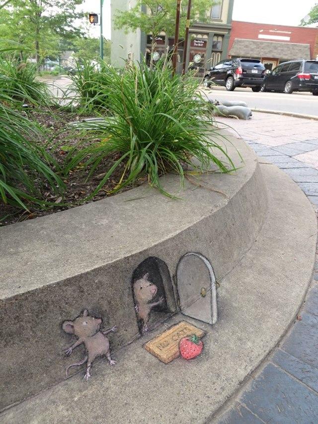 By David Zinn in Michigan, USA 74623