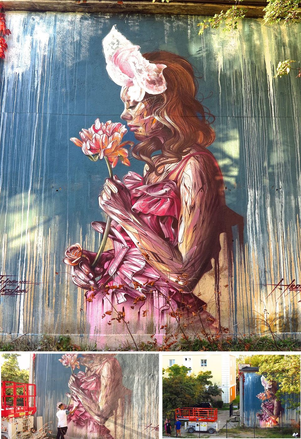 Street Art by Hopare in  Gdynia, Poland 306985