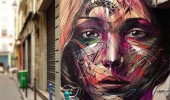 Street Art by Hopare in Paris, France 2014 1 7576