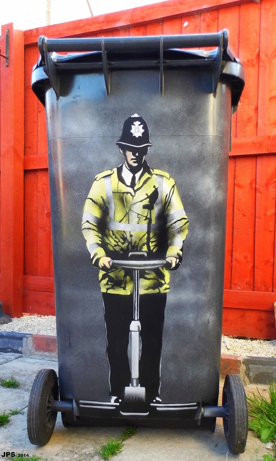 Street Art by JPS 0390349