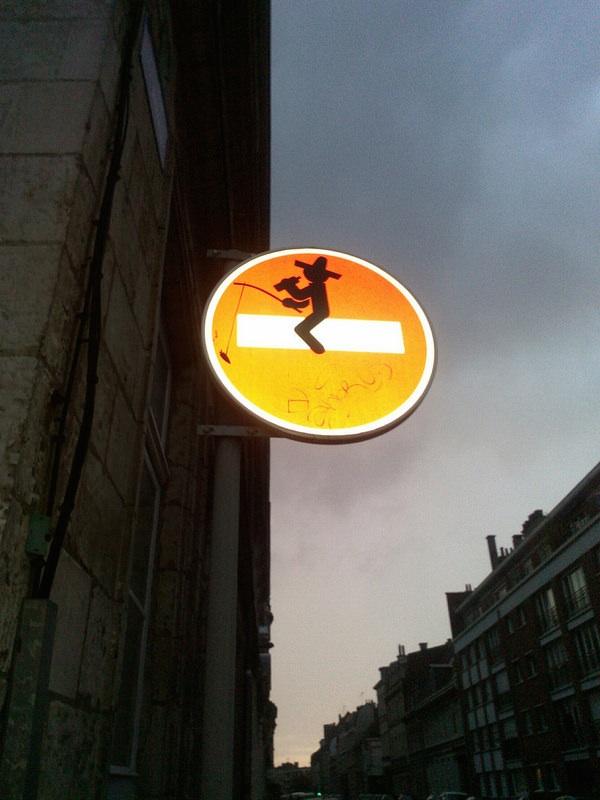 Street Art in Lille, France 39885
