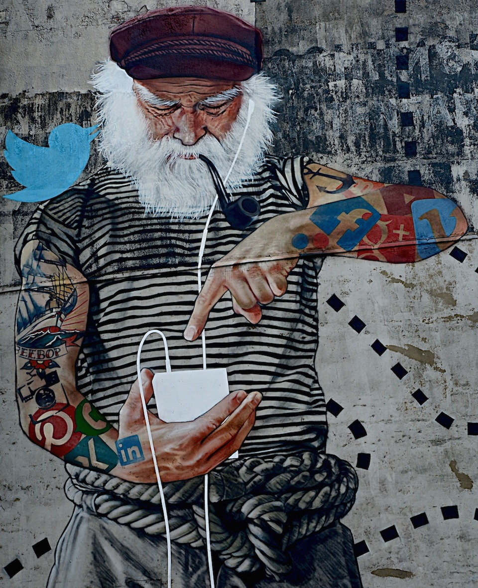 Art: Street Art Utopia » We Declare The World As Our Canvas