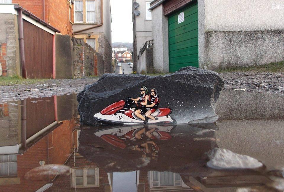 Street Art by JPS 390684506980