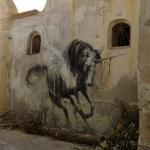 Hunt Her – Street Art by Faith47 in Tunisia