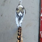 Street Art Cat by JPS 36756865