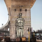 Street Art by Fait47 in Durban, South Africa 1