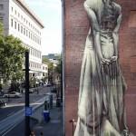Street Art by Faith 47 in Portland, USA 1