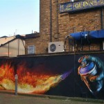 By Irony - In Camden Town, London, UK 2