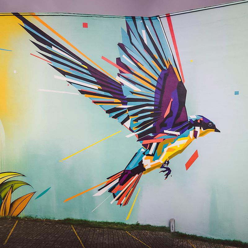 Street Art in Sao Paulo, Brazil 2 4737