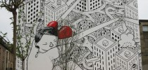 Street Art by Millo in Milano, Italy 1