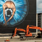 Ballerina by Owen dippie - In Christchurch, Canterbury, New Zealand 2