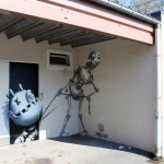 Street Art by Wild Drawing 2015 – Hey Ho, Let´s Go in France