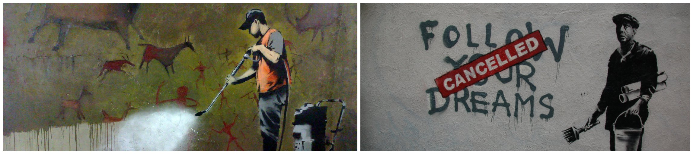 Banksy Collage 3