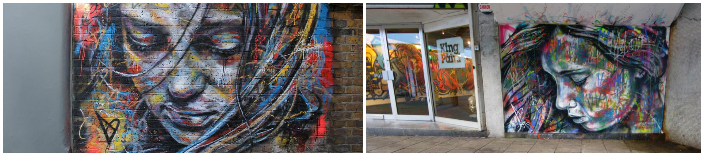 David Walker Collage