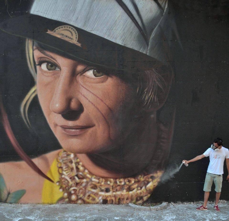 Street Art by Jorit AGOch 7