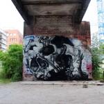 Street Art by Vegan Flava in Berlin, Germany 1