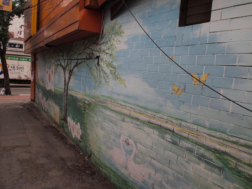 Street Art fromSeoul Area, South Korea. Photo byMark Johnson49