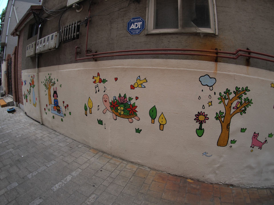 Street Art fromSeoul Area, South Korea. Photo byMark Johnson50