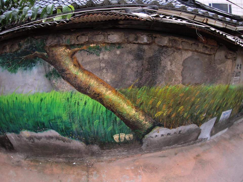 Street Art fromSeoul Area, South Korea. Photo byMark Johnson60