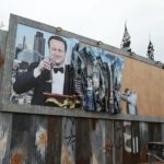 Street Art by Banksy and other artists in London, England – Dismaland 21