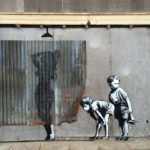 Street Art by Banksy and other artists in London, England – Dismaland 6
