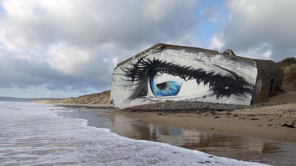 By Cécé – In Siouville-Hague, France