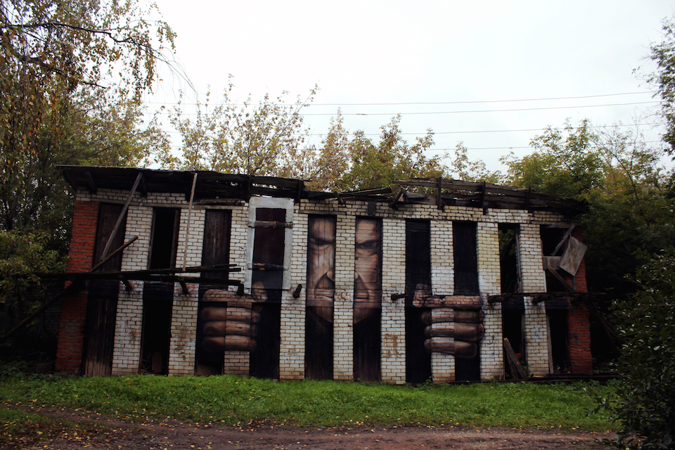Street Art by Nikita Nomerz - A Collection 11