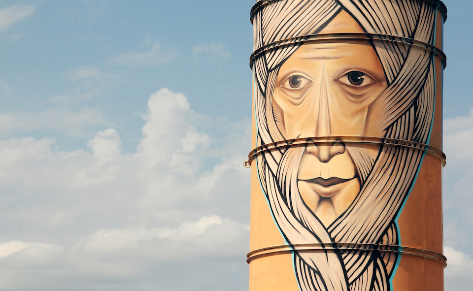 Street Art by Nikita Nomerz - A Collection 12