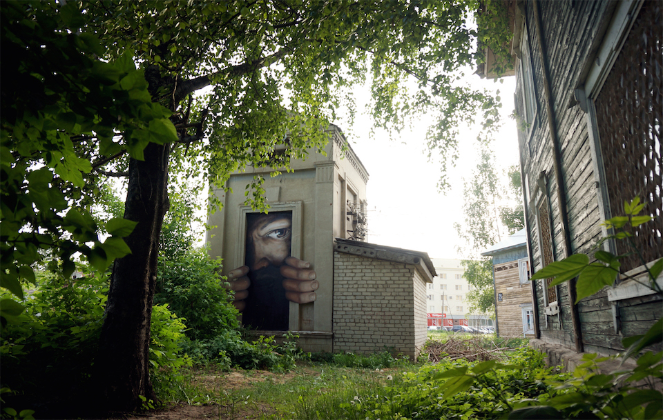 Street Art by Nikita Nomerz - A Collection 20