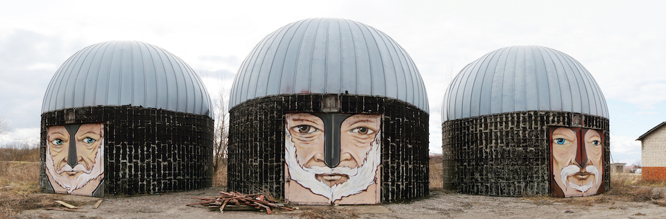 Street Art by Nikita Nomerz - A Collection 21
