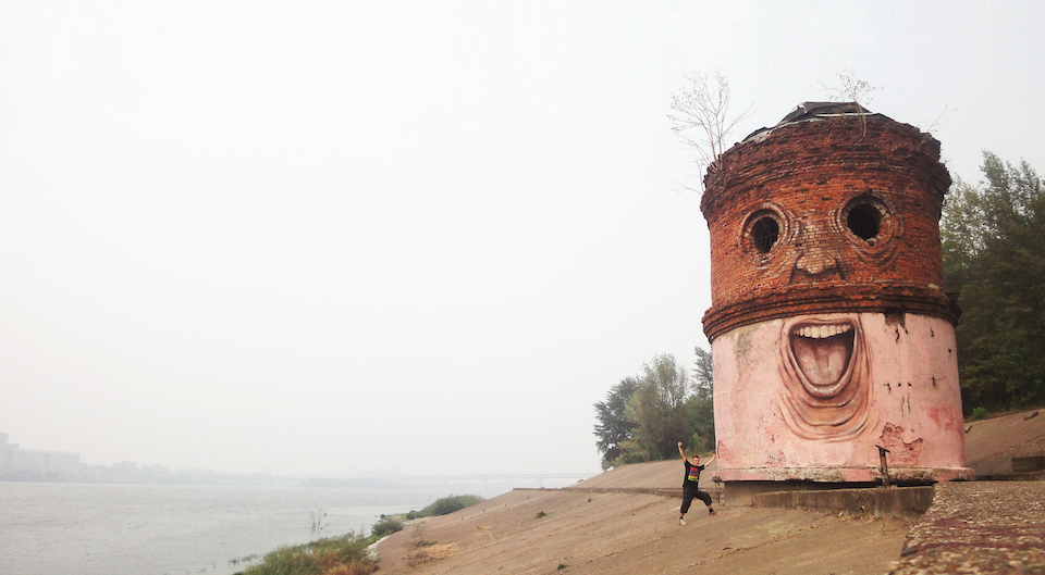 Street Art by Nikita Nomerz - A Collection 3